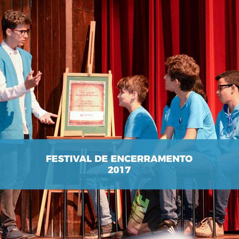 Festival de Encerramento 2017