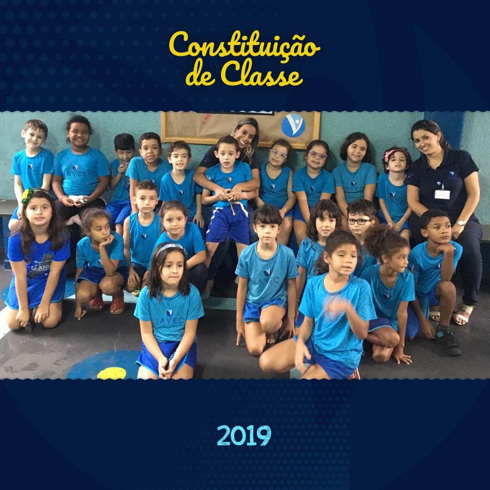 Constituição de Classe – 2019